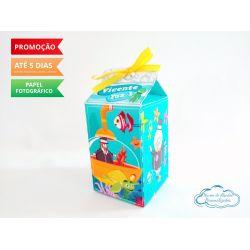 Caixa milk Mundo bita fundo do mar