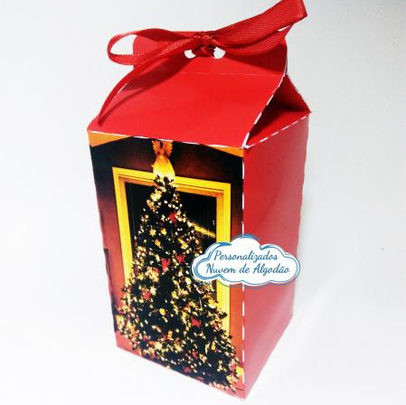 Caixa milk Natal-Caixa milk Natal Fazemos em qualquer tema. Envie nome e idade para personalização.  - Produto