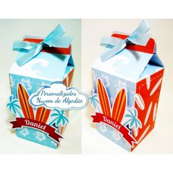 Caixa milk Praia