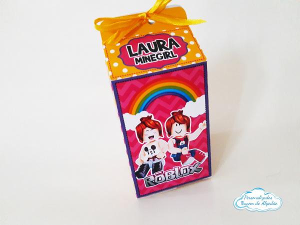 Caixa milk Roblox - Laura Minegirl-Caixa milk Roblox - Laura Minegirl Fazemos em qualquer tema. Envie nome e idade para personalizaç