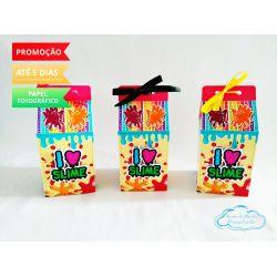 Caixa milk Slime