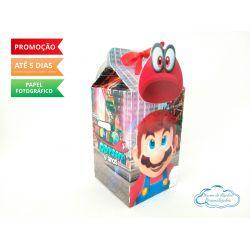 Caixa milk Super Mario Odyssey