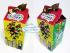 Caixa milk Tartarugas ninja-Caixa milk Tartarugas ninja Fazemos em qualquer tema. Envie nome e idade para personalização.