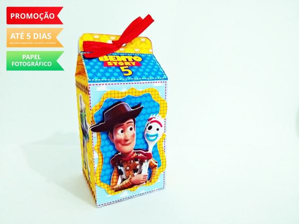 Caixa milk Toy Story-Caixa milk Toy Story Fazemos em qualquer tema. Envie nome e idade para personalização.  - Prod