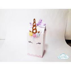 Caixa milk Unicórnio