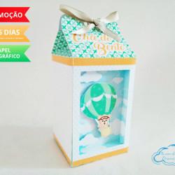 Caixa milk Ursinho Baloeiro