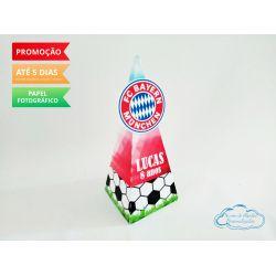 Caixa pirâmide Bayern Munchen