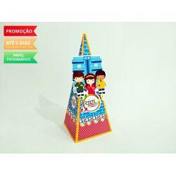 Caixa pirâmide D.P.A