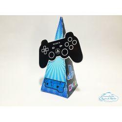 Caixa pirâmide Playstation