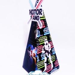Caixa pirâmide Star Wars
