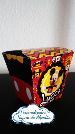 Caixa sushi Mickey-Caixa Sushi Mickey Fazemos em qualquer tema. Envie nome e idade para personalização.  - Produt