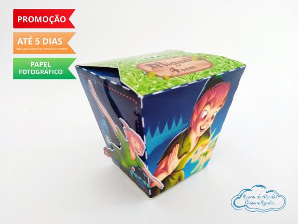 Caixa sushi Peter Pan-Caixa Sushi Peter Pan Fazemos em qualquer tema. Envie nome e idade para personalização.  - Pro