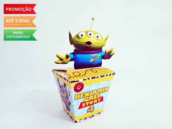 Caixa sushi Toy Story ET-Caixa Sushi Toy Story ET Fazemos em qualquer tema. Envie nome e idade para personalização.  -