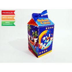 Caixa milk Sonic