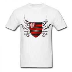 Camiseta flamengo time do coração