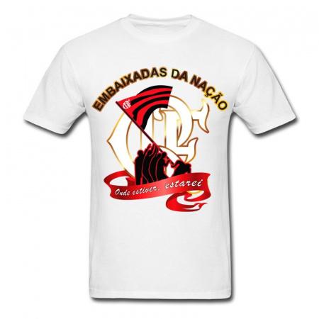 Camiseta flamengo time favorito-Camiseta  Descrição Um produto especial para um cliente especial. Seja muito bem vindo á nossa