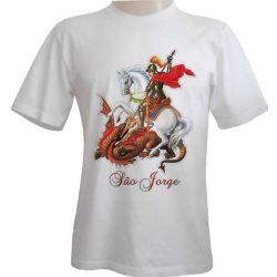 Camiseta São Jorge devoção