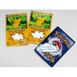 Convite card Pokemon