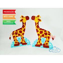 Display de mesa Arca de noé 27cm - Girafas