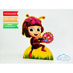 Display de mesa Beat bugs 27cm - Kumi