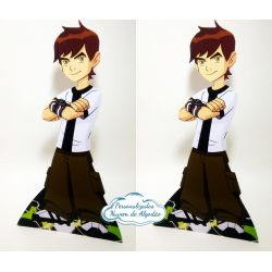 Display de mesa Ben 10 27cm