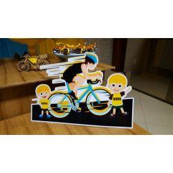 Display de mesa Bicicleta 27cm