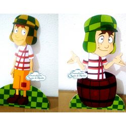 Display de mesa Chaves 27cm