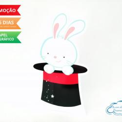 Display de mesa Circo 27cm - Coelho