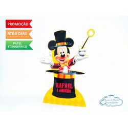 Display de mesa Circo do Mickey 27cm - Mágico