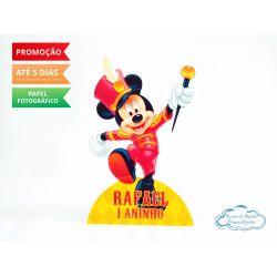 Display de mesa Circo do Mickey 27cm - Soldadinho