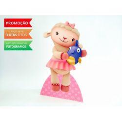Display de mesa Dra. Brinquedos 27cm - Lambie