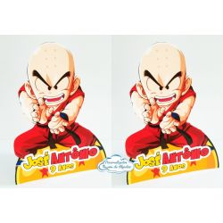 Display de mesa Dragon Ball 27cm - Kuririn