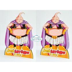 Display de mesa Dragon Ball 27cm - Majin Boo