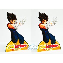 Display de mesa Dragon Ball 27cm - Vegito