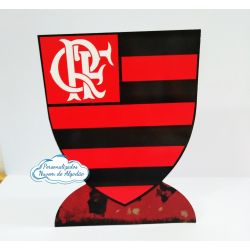 Display de mesa Flamengo 27cm