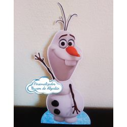 Display de mesa Frozen 27cm - Olaf