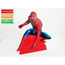 Display de mesa Homem Aranha 27cm - Aranha