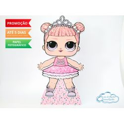Display de mesa Lol Surprise 27cm - Princesa