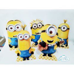Display de mesa Minions 27cm