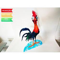 Display de mesa Moana 27cm - Galo Hei Hei