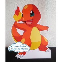 Display de mesa Pokemon 27cm - Charmander