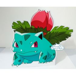 Display de mesa Pokemon 27cm - Ivysaur