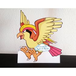 Display de mesa Pokemon 27cm - Pidgey