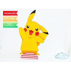 Display de mesa Pokemon 27cm - Pikachu