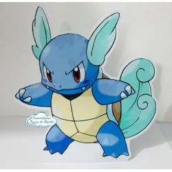 Display de mesa Pokemon 27cm - Wartortle