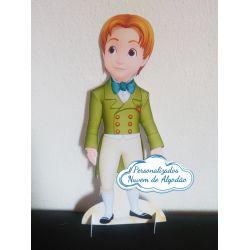 Display de mesa Princesa Sofia 27cm - Príncipe