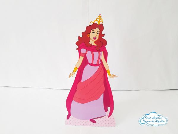 Display de mesa Rainha Ester 27cm-Display de mesa Rainha Ester até 27cm  Largura varia de acordo com a imagem.  - Possui pé de ap