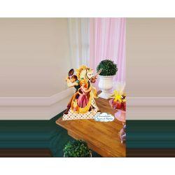 Display de mesa  Rapunzel 27cm - Enrolados