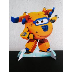 Display de mesa Super Wings 27cm - Donnie