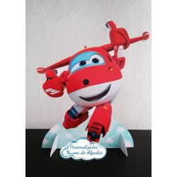 Display de mesa Super Wings 27cm - Jett